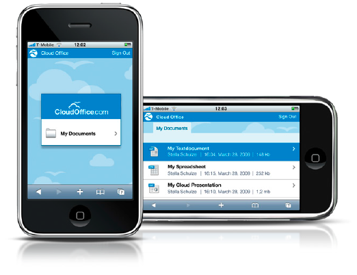 Ui design schulze grafik design portfolio - Office for mobile devices ...